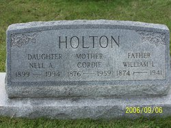 Nell A. Holton