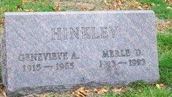 Genevieve Alice Hinkley