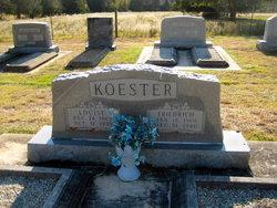 Louise <i>Engelken</i> Koester