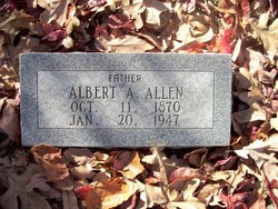 Albert Alease Allen