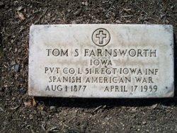Tom Shepherd Farnsworth