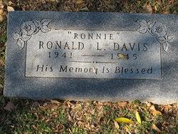 Ronald Louis Davis