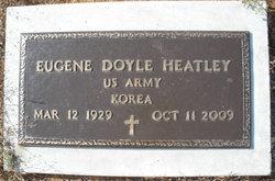 Eugene Doyle Heatley