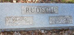 William John Carl Ruosch