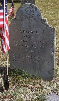Abigail <i>Hoar</i> Ashley