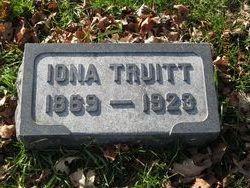 Iona Truax Oney <i>Eiklor</i> Truitt