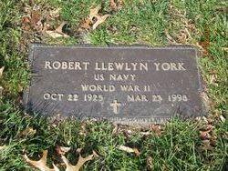 Robert Llewlyn York