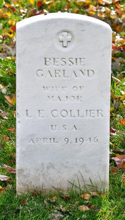 Bessie <i>Garland</i> Collier