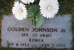 Golden Johnson, Jr