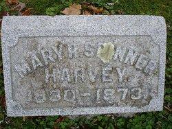 Mary R <i>Spinner</i> Harvey