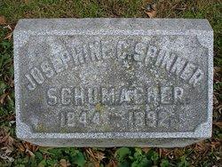 Josephine <i>Spinner</i> Schumacher