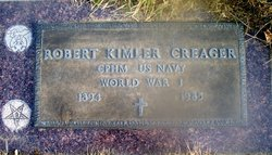 Robert Kimler Creager