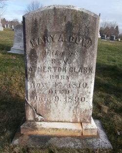 Mary A. <i>Dow</i> Clark