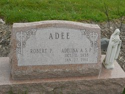 Adelina A. <i>Petrone</i> Adee