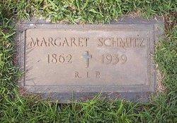 Margaret <i>Schnelle</i> Schmitz