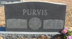 Jewell Perry Purvis