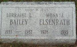 Lorraine Esther Bailey