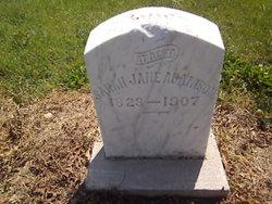 Sarah Jane Adamson