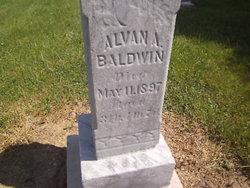 Alvan A. Baldwin