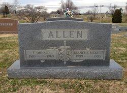 Everett Donald Allen
