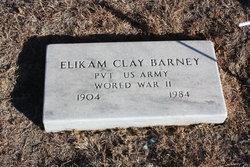 Elikam Clay Barney