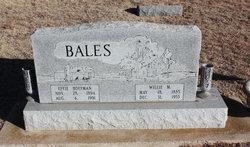 Effie <i>Hoffman</i> Bales