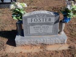 Bobby Dean Foster