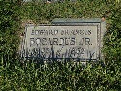 Edward Francis Bogardus, Jr