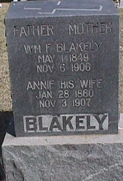 Annie Blakely