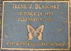 Irene <i>Reuter</i> Blaschke