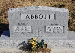 Peat W Abbott