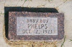 Infant Son Phelps