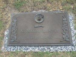 Kathryn Maxine <i>Combs</i> Brazill