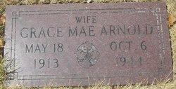 Grace Mae <i>Green</i> Arnold