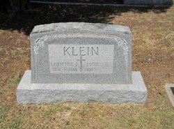 Louise <i>Burch</i> Klein