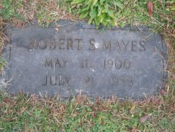 Robert Sterling Bob Mayes