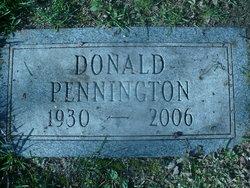 Donald Eugene Pennington