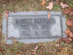 Robert Bluford, Sr