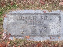 Elizabeth <i>Keck</i> Bluford