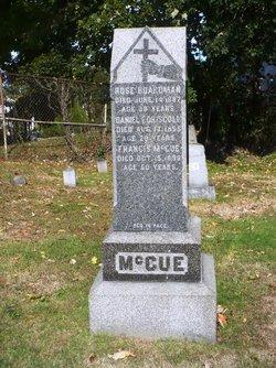 Francis Frank McCue