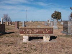 Bushton-Farmer Township  Cemetery