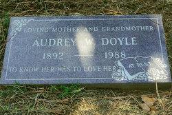 Audrey Wray <i>Arnold</i> Doyle