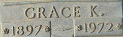 Grace Gertrude <i>Kilpatrick</i> Forbes