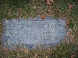 Joyce Maxine Blanchard