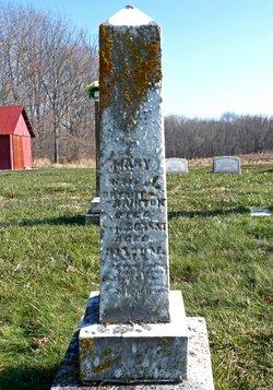 Mary Polly <i>Tharp</i> Brinton