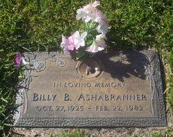 Billy B Ashabranner