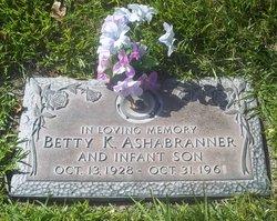Betty Kathleen sister <i>Hogan</i> Ashabranner