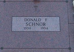 Donald Frederic Schnor