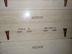 Ziska E. Agidius
