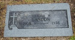 Harold W. Landon